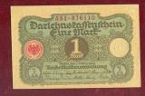 Bancnota Germania  - EINE MARK - UNA MARCA - 1 MARK 1920 - in conditie SUPERBA