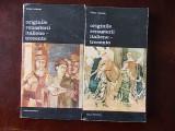 ORIGINILE RENASTERII ITALIENE-TRECENTO-VOL I SI II-VIKTOR LAZAREV-R2D