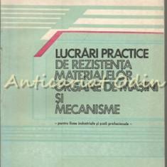 Lucrari Practice De Rezistenta Materialelor - Paun Antonescu