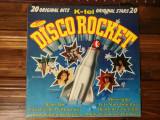 Various – Disco Rocket (K-Tel, Anglia, NE 948)(Vinyl/LP)