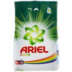 Detergent de rufe automat Ariel Color 3D Actives 2kg