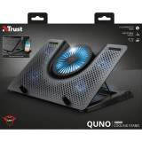 Stand/Cooler laptop Trust GXT 1125 Quno