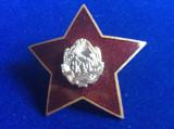 Insignă militară - Insignă România - Cuc / Caschetă / Emblemă / Coifură - RPR