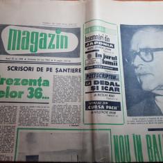 Magazin 22 mai 1965-tudor arghezi a implinit 85 ani,art.despre  parcul herastrau