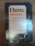 DIVINA COMEDIE . PURGATORIUL de DANTE , 1978