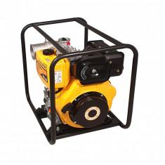 Motopompa diesel 4 Tol Progarden PD40 Pornire Electrica