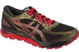Pantofi alergare Asics Gel-Nimbus 21 1011A257-001 pentru Barbati, 40.5, 41.5, 42, 42.5, 43.5, 44, 44.5, 45, 46, 46.5, 47, 48, Negru