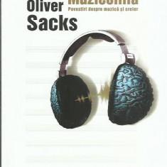AS - SACKS OLIVER - MUZICOFILIA
