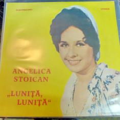 Angelica Stoican – Luniță, Luniță  Electrecord – ST-EPE 04066 vinil 1991 (NOU)
