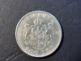 ROMANIA 200 LEI - 1942 Argint  (1)