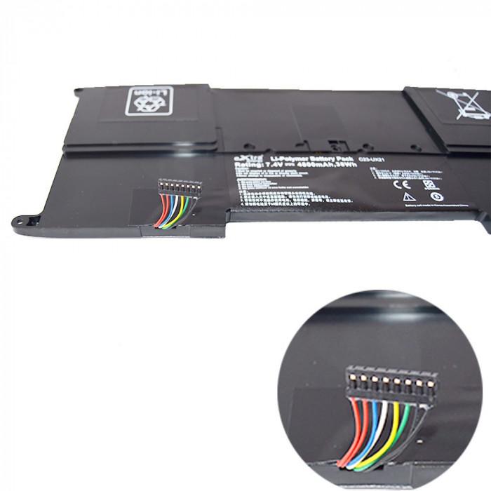 Baterie laptop Asus UX21E UX21 UX21A C23-UX21,UX21-DH71, UX21E-DH52, UX21E-KX004V