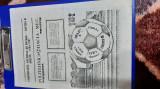 program    Poli  Timisoara   -   Dacia  M.  Orastie