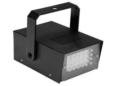Stroboscop 24 LED 10W foto