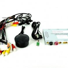 Interfata 3GMMI GPS + Touch. Cu functie GPS. Are WINCE si se si poate instala IGO. Compatibila cu AUDI MMI 3G ManiaCars