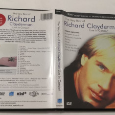 [DVD] Richard Clayderman - The Very Best of - dvd original