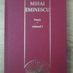 POEZII VOL.1 - MIHAI EMINESCU