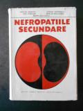 NICOLAE MANESCU, LEONIDA GEORGESCU - NEFROPATIILE SECUNDARE