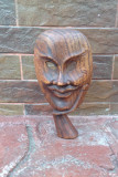 Masca lemn - Arta Africana !!!