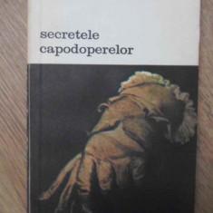 SECRETELE CAPODOPERELOR - M. HOURS