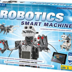 Robotics smart machines + training si suport in limba romana