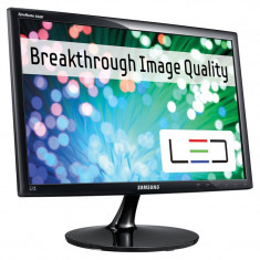 "Monitor LED 23"" Samsung S23A300B, 1920x1080, 5ms, VGA, DVI, Cabluri Incluse"