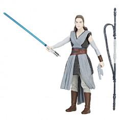 Figurina Star Wars Force Link - Rey, 10 cm