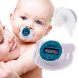 Suzeta cu termometru, pentru copilul tau