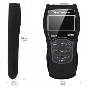 Interfata Diagnoza Auto Tester Multimarca OBD2 Vgate Maxiscan VS890 cu Display
