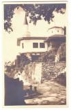 5190 - BALCIC, Palatul Regal al Reginei Maria - old postcard real PHOTO - unused