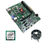 Kit Placa de Baza Refurbished Medion MS-7848, Intel Dual Core G3240, Cooler