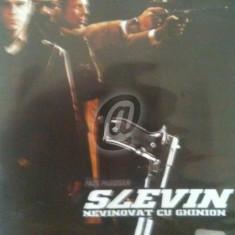 Slevin - Nevinovat cu ghinion (DVD)