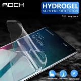 Folie Protectie Ecran Sony Xperia XZ1 Compact, Silicon TPU, Hydrogel, rock-space