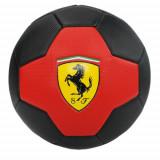 Minge de Fotbal Ferrari Rosu / Negru Marimea 5