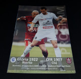 Program Gloria Bistrita - CFR Cluj 2009
