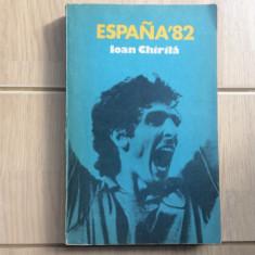espana 82 ioan chirila campionatul mondial de fotbal ed sport turism 1982 RSR
