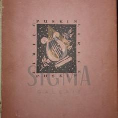 A.S. Puskin - LIRICE