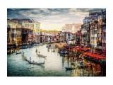 Tablou Sticla Venice, 120 x 80 cm
