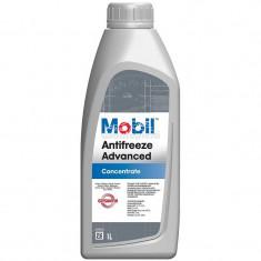 Antigel concentrat MOBIL Antifreeze Advanced G12 / G12+ Rosu / Roz 1 L MOB ANTI ADV 1L