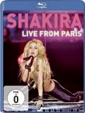 Shakira Live From Paris (bluray)