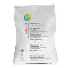 Sare Regeneranta Ecologica pentru Masina de Spalat Vase Sonett 2kg Cod: 4007547403000