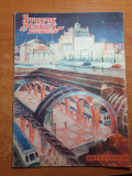 Stiinta si tehnica pentru tineret februarie 1953-art. despre metrou