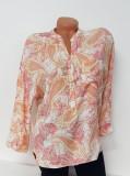 Bluza dama-Zara , S, Alb & Imprimeu
