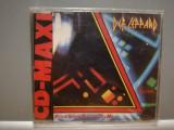 DEF LEPPARD - POUR SOME SUGAR..(1987/MERCURY/Germany) - CD ORIGINAL/ca Nou