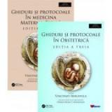Ghiduri si Protocoale in Medicina Materno-Fetala si Obstetrica. Set 2 Volume. Colectia Medicina Materno-Fetala - Vincenzo Berghella