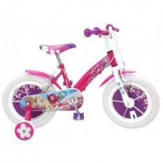 Bicicleta 14 Mia & Me, Toimsa