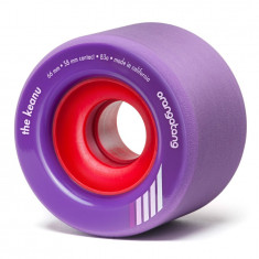 Roti longboard Orangatang The Keanu purple