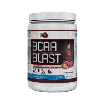BCAA + Glutamina 500 grame foto