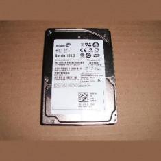 Hard disk server DELL Seagate ST9146802SS 146GB SAS 2.5'' 10K DP/N GP881 C722T X160K X829K X143K NP659 CM318 HM407