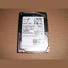 Hard disk server DELL Seagate ST9146802SS 146GB SAS 2.5'' 10K DP/N GP881 C722T X160K X829K X143K NP659 CM318