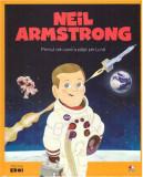 Cumpara ieftin Micii Eroi. Neil Armstrong